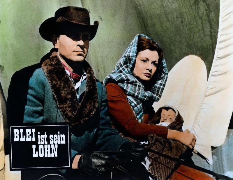 Dans les Mains du Pistolero - Ocaso de un Pistolero - Rafael Romero Marchent - 1965 22182810