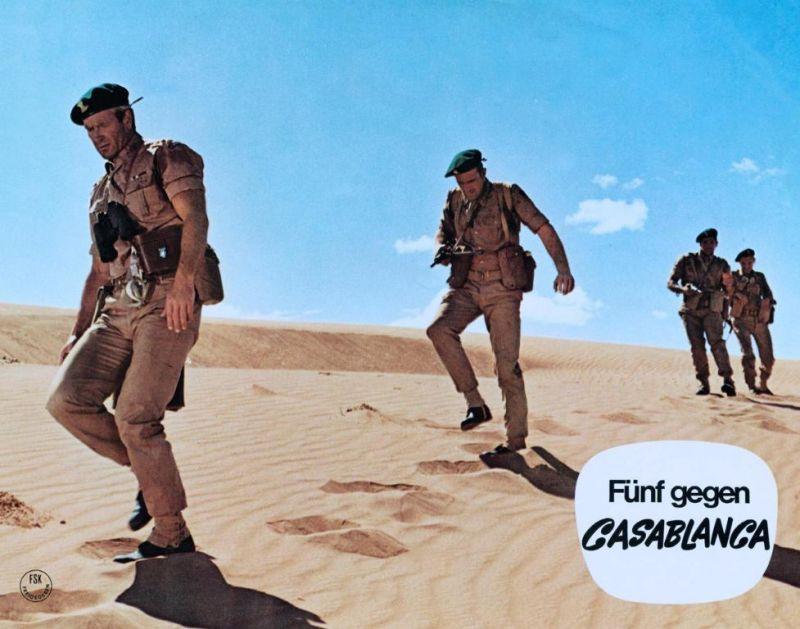 Les Chiens Verts du Desert - Attentato ai tre Grandi - Umberto Lenzi - 1968 22394210