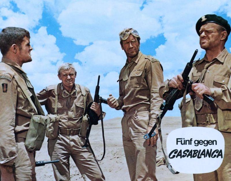 Les Chiens Verts du Desert - Attentato ai tre Grandi - Umberto Lenzi - 1968 22394211
