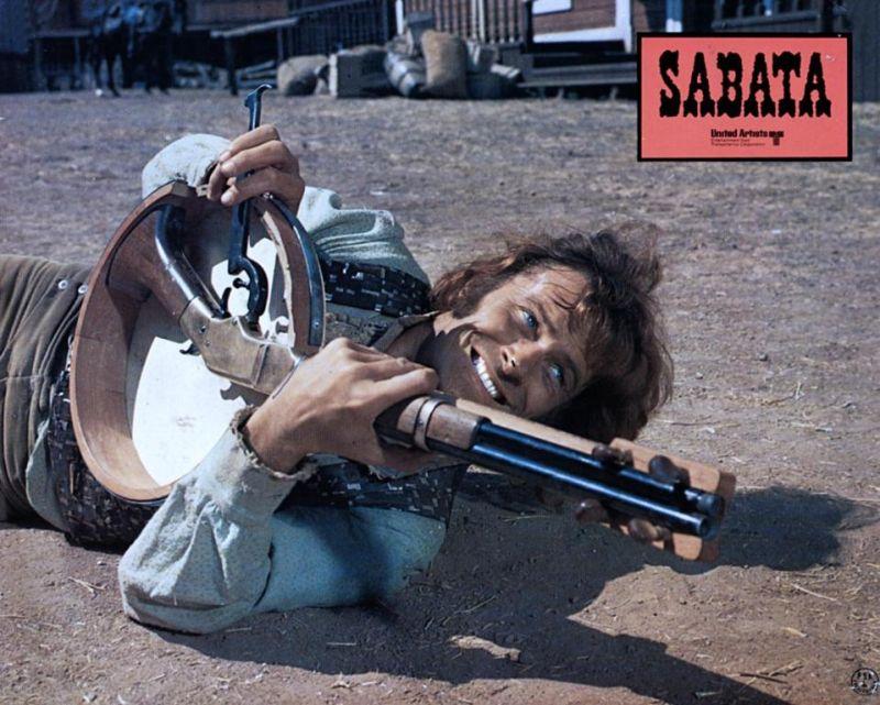 Sabata - Ehi amico... c'è Sabata, hai chiuso! - 1969 - Frank Kramer ( Gianfranco Parolini ) 24108011