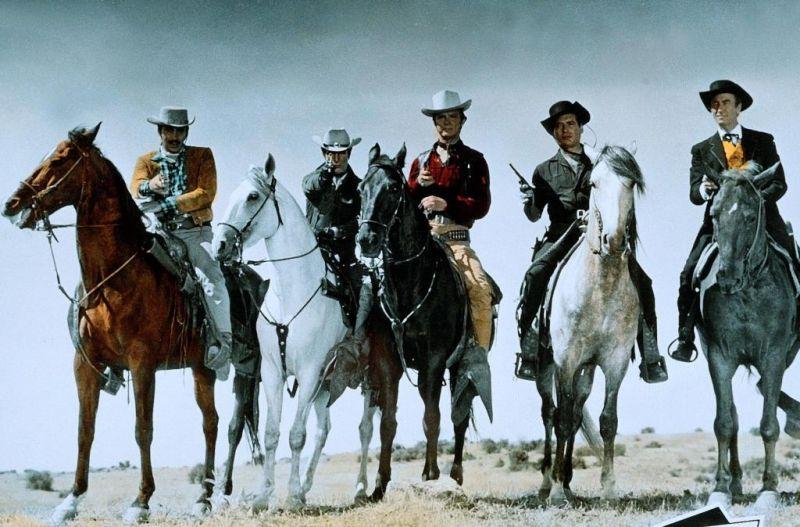 Les hors-la-loi de Casa Grande . Gunfighters of Casa Grande . 1964 . Roy Rowland. 28558610