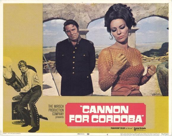 Les Canons de Cordoba - Cannon for Cordoba - 1970 - Paul Wendkos 29171_10
