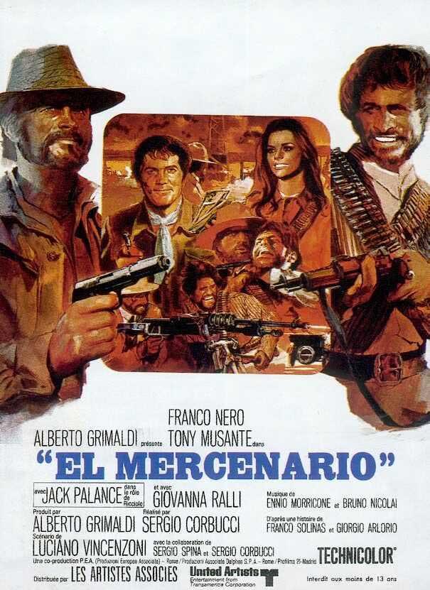 El Mercenario - Il mercenario - Sergio Corbucci - 1968 32198010