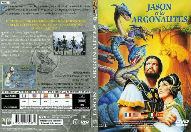 Jason et les Argonautes. Jason and the Argonauts.1963. Don Chaffey. 719abf10