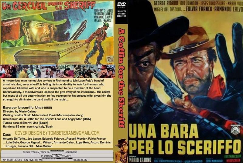 Un cercueil pour le shérif ( Una Bara per lo Sheriffo ) –1965- Mario CAÏANO A_coff10