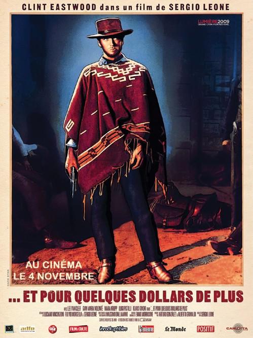 Et pour quelques dollars de plus - Per qualche dollaro in più - 1965 - Sergio Leone Affich18
