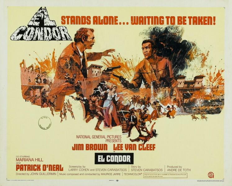 El Condor - 1970 - John Guillermin Belgia10