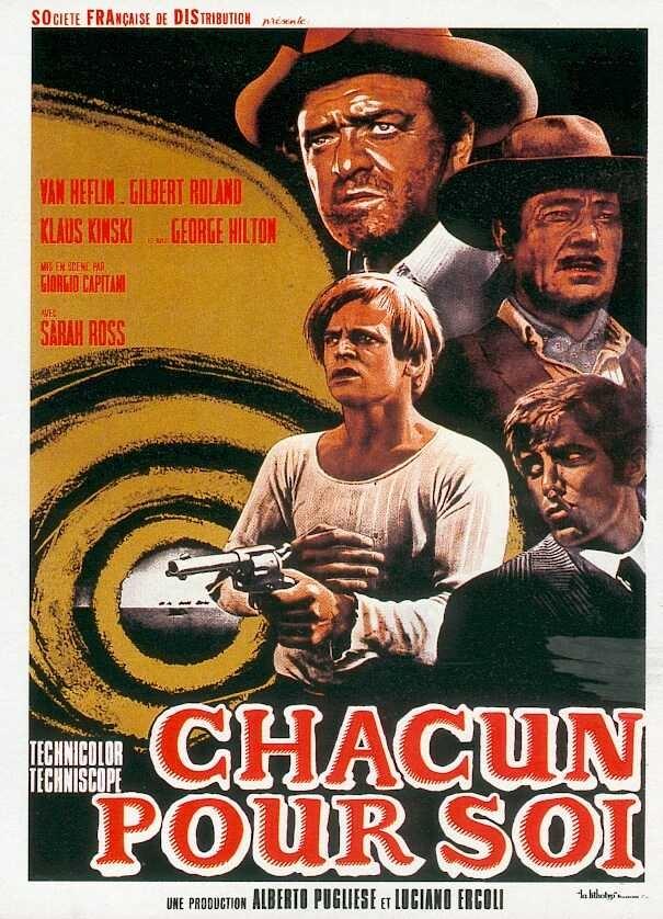 Chacun pour soi ( Ognuno per Se ) –1967- Giorgio CAPITANI Chac_b10