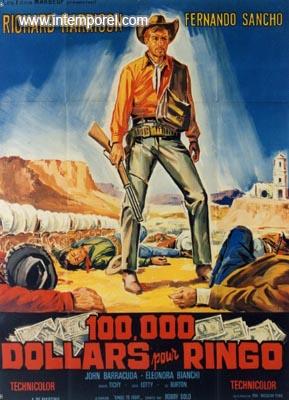 100.000 dollars pour Ringo - Centomila dollari per Ringo - 1965 - Alberto de Martino En125510