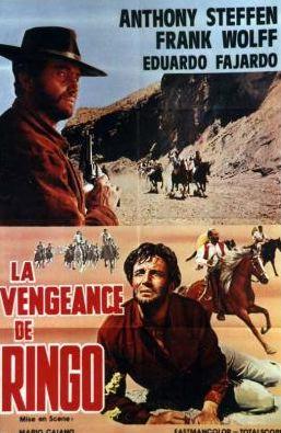 La vengeance de Ringo ( Ringo il volto della vendetta ) – 1966 – Mario CAIANO En129610