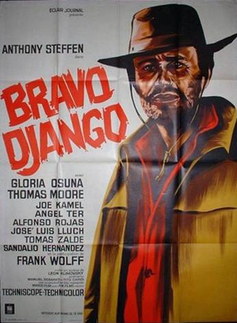Quelques Dollars pour Django - Pochi dollari per Django  - 1966 - Leon Klimosky En129710