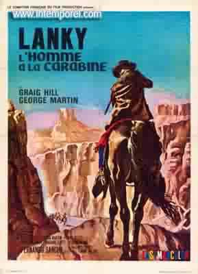 Lanky, l'homme à la carabine – Per il gusto di Uccidere - Tonino Valerii - 1966 En130611