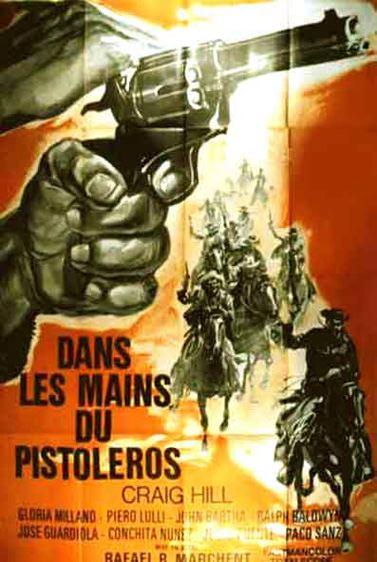 Dans les Mains du Pistolero - Ocaso de un Pistolero - Rafael Romero Marchent - 1965 En137710