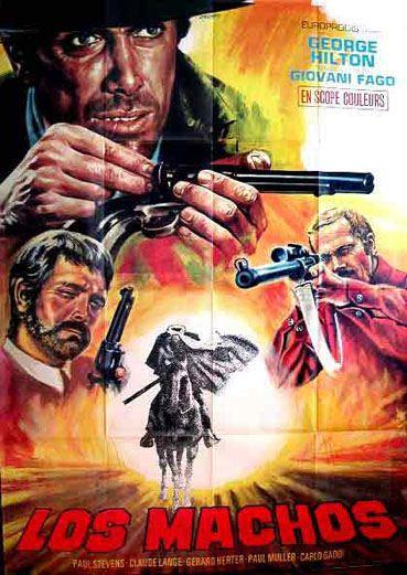 Los Machos - Uno die piu' all 'inferno - Giovanni Fago - 1969 En138710