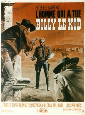 L'homme qui a tué Billy le Kid - El hombre que mató a Billy el Niño - 1967 - Julio Buchs En141210