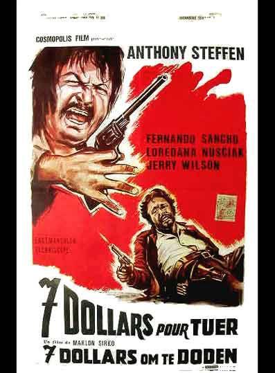 Gringo Joue sur le Rouge (7 Dollarisul Rosso) - 1966 - Alberto Cardone En143510