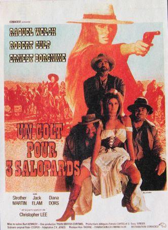 Un colt pour trois salopards - Hannie Caulder - 1971 - Burt Kennedy  En148010