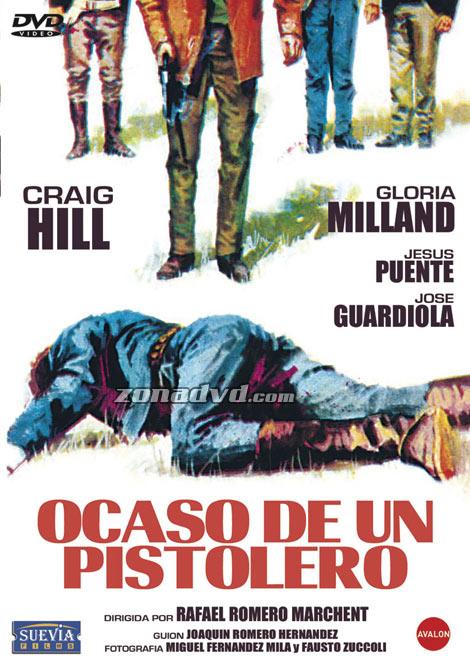 Dans les Mains du Pistolero - Ocaso de un Pistolero - Rafael Romero Marchent - 1965 Handso10