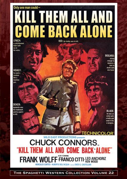 Tuez-les tous... et revenez seul ! - Ammazzali Tutti e torna Solo - 1968 - Enzo G. Castellari Killth10