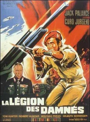 La légion des damnés - La Legione dei dannati - 1969 - Umberto Lenzi La_lag15