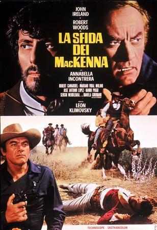 Le Défi des MacKenna - La sfida dei MacKenna - Léon Klimovsky - 1970 Lasfid10