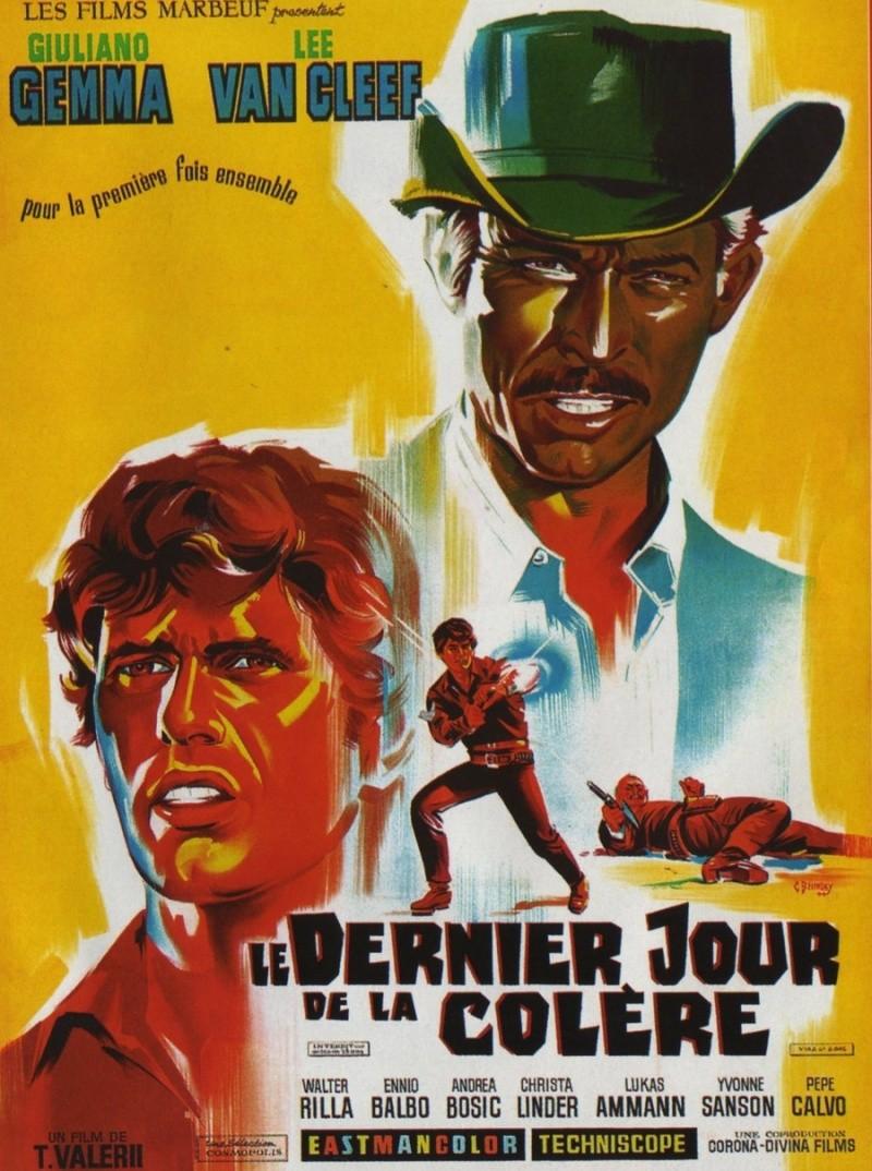 Le dernier jour de la colère - I giorni dell'ira - 1967 - Tonino Valerii Le_der11