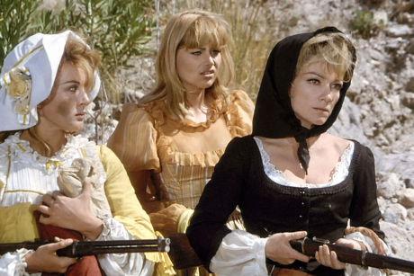 Le triomphe des 7 desperadas - Las siete magníficas - 1966 - Sidney W. Pink , Gian Franco Parolini ... Mahor_12