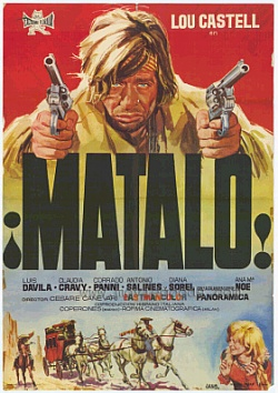 Matalo ! ( Idem ) –1970- Cesare CANEVARI Matalo11