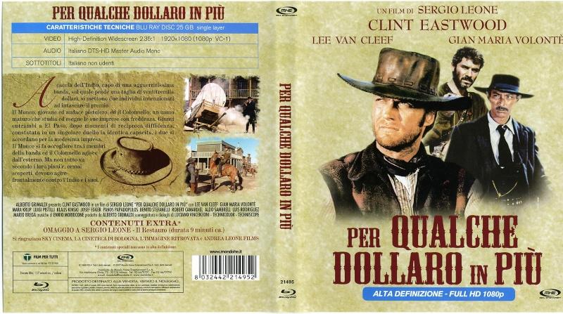 Et pour quelques dollars de plus - Per qualche dollaro in più - 1965 - Sergio Leone Perqua10