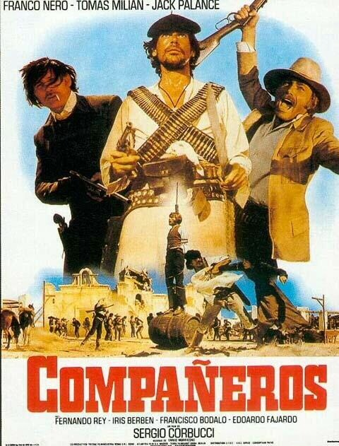 Companeros - 1970 - Sergio Corbucci Sansti10