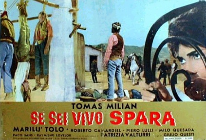 Tire encore si tu peux! - Se sei vivo spara - 1967 - Giulio Questi Spara111