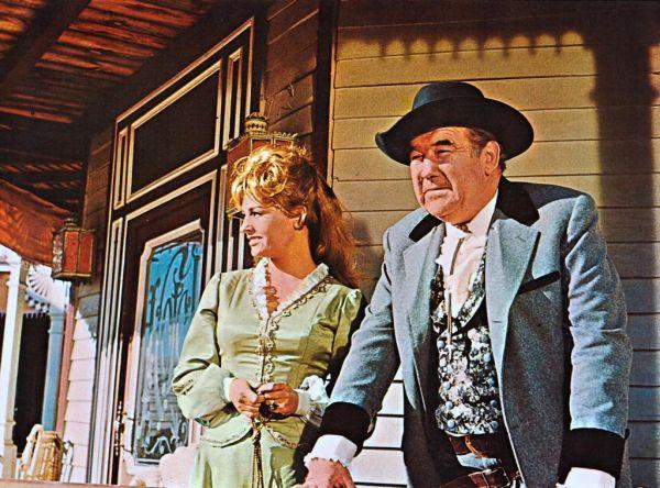 The Texican / Texas kid. 1966 . Lesley Selander Texask10