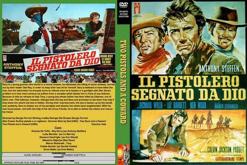 Deux pistolets pour un lâche (Il pistolero segnato di Dio ) -1967- Calvin Jackson Paget (Giorgio Ferroni) Two_pi10