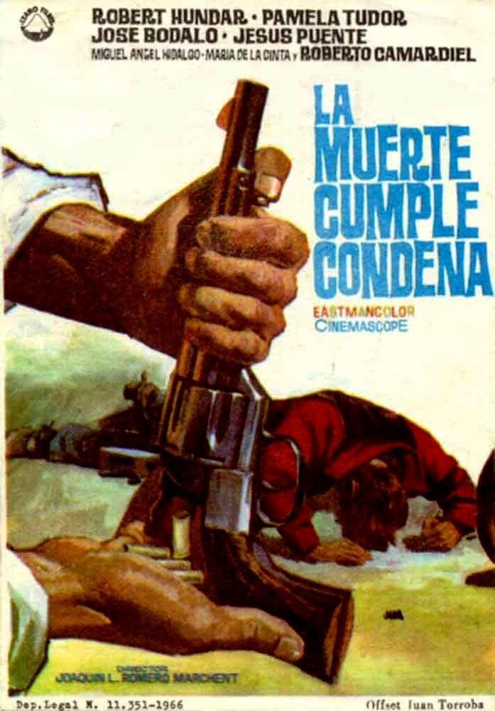 100.000 dollars pour Lassiter - 100.000 dollari per Lassiter - 1965 - Joaquín Luis Romero Marchent Untitl12