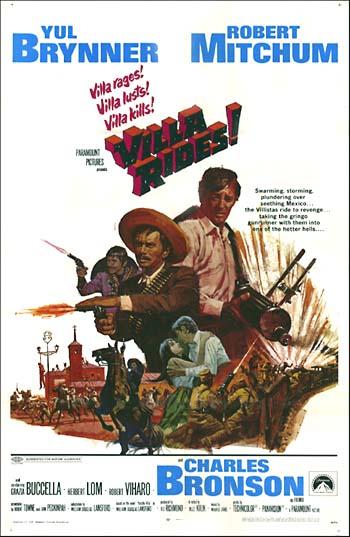 Pancho Villa . 1967 . Buzz Kulik . Villar10