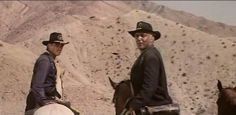 Le chemin de l'or - Finger on the Trigger - 1964 - Sidney W. Pink  Vlcsn415