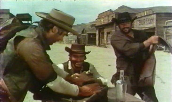 Quand Satana empoigne le colt ( Manos Torpes ) –1969- Rafael ROMERO MARCHENT Vlcsn485