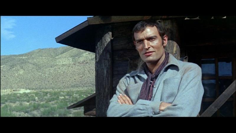 Les sept du Texas - Antes llega la muerte - 1964 - J.L. Romero Marchent Vlcsna12