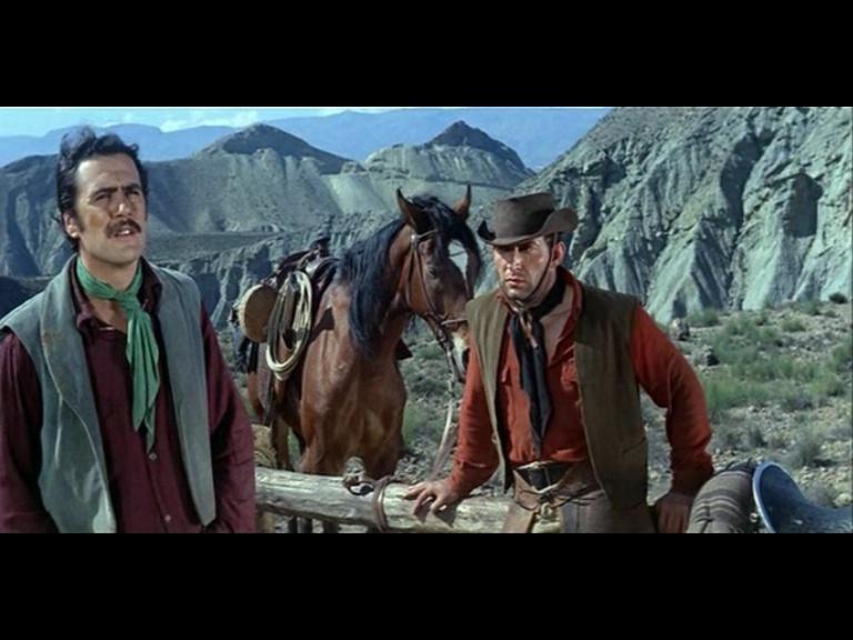 Les sept du Texas - Antes llega la muerte - 1964 - J.L. Romero Marchent Vlcsna40