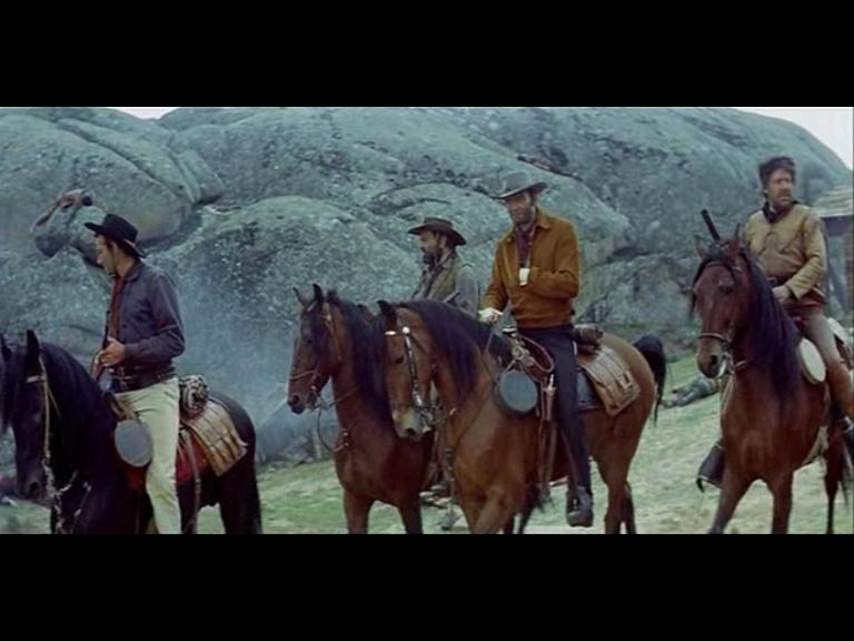 Les sept du Texas - Antes llega la muerte - 1964 - J.L. Romero Marchent Vlcsna44