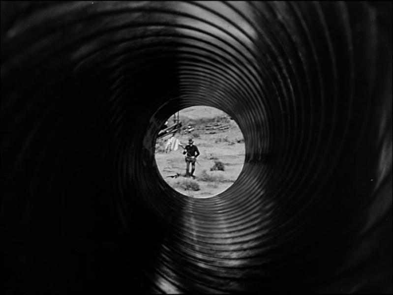 La Ville abandonnée - Nevada - Yellow Sky - 1948 - William Wellman Yellow10
