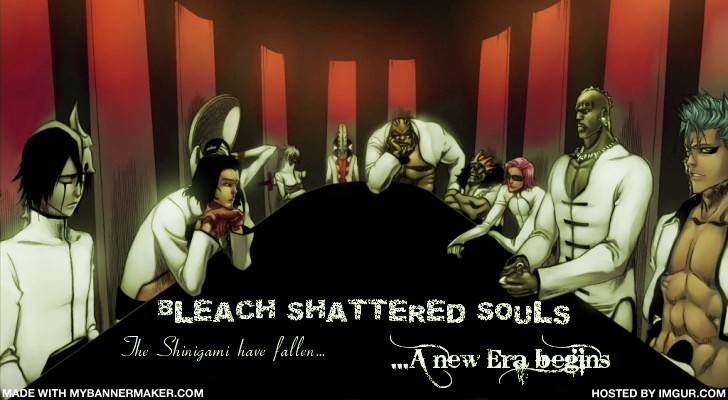 Bleach Shattered Souls