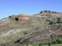 العثور على بقايا سفينة نوح في شمال كوردستان 11111134
