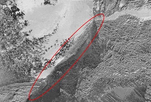العثور على بقايا سفينة نوح في شمال كوردستان 22222215