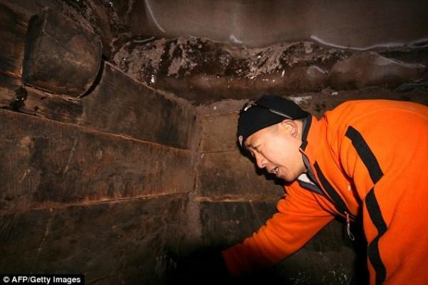 العثور على بقايا سفينة نوح في شمال كوردستان 44444411