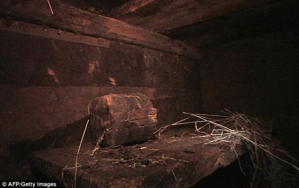 العثور على بقايا سفينة نوح في شمال كوردستان 55555510