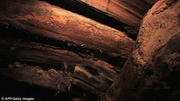 العثور على بقايا سفينة نوح في شمال كوردستان 66666610