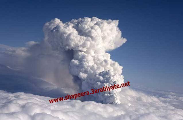 صور ثوران وسحاب بركان ايسلندا 912