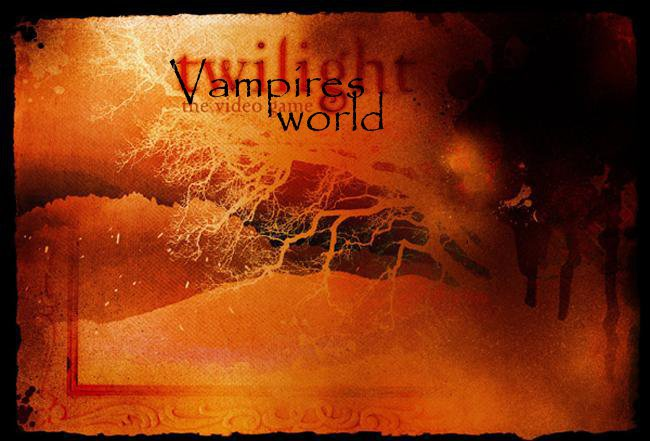 vampires world