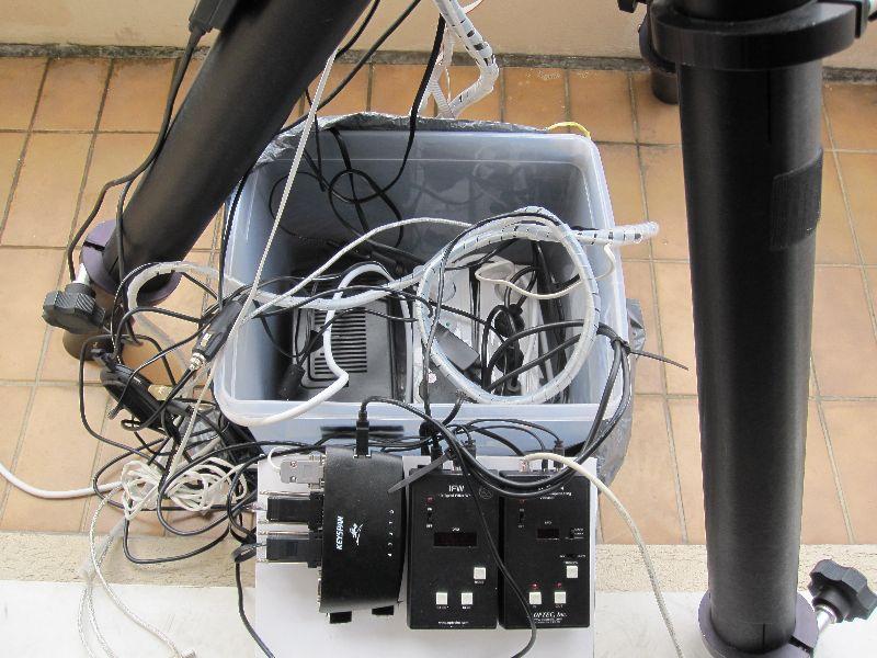 Passage des cables ... S00410